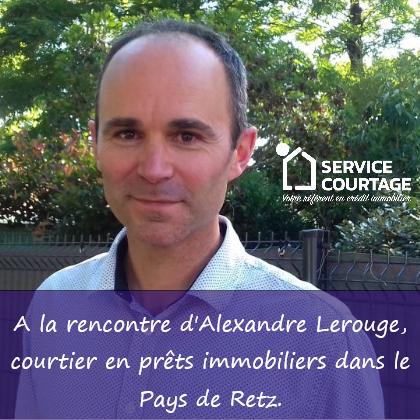 alexandre Lerouge courtier en prêts immobiliers paimboeuf